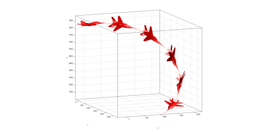 MATLAB Flight Data Analysis
