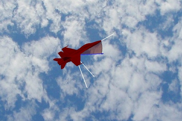 Combat Aircraft Flight Modelling